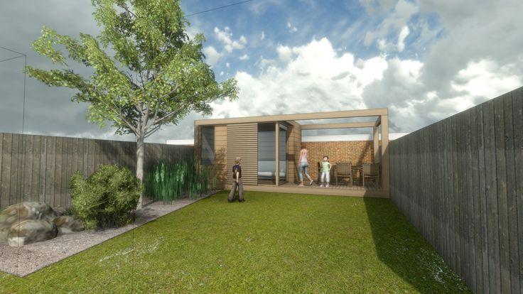 55 besten tuin bilder auf pinterest gartenhäuser moderne häuser