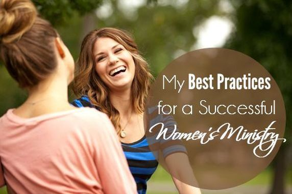 After doing ministry for 15 years, Laura Krokos from Missional Women recaps her must-do's of successful women's ministry.
