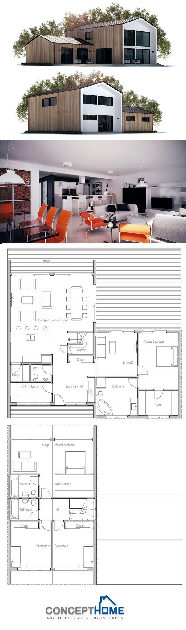 Irgendwann grundrisse stadt kleines haus pläne kleine häuser home pläne moderne häuser haus design grundrisse