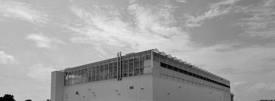 Lufa Farms greenhouse in Laval, Quebec