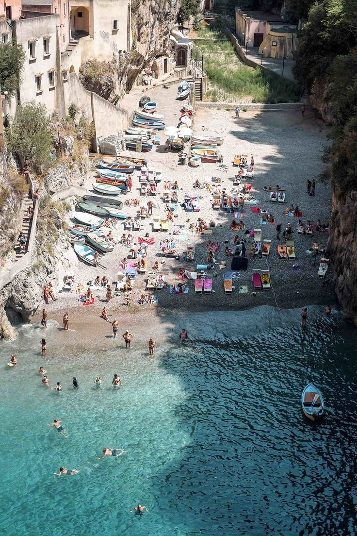 Amalfi Coast Towns: A Photo Guide and Map to the Most