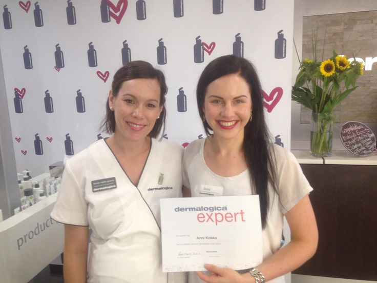Anni our Dermalogica skin expert. Anni has done many courses to be qualified as this amazing Expert status.