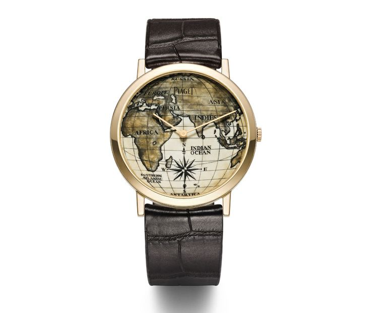 La montre Altiplano Piaget métiers d'art gravée sur de l'ivoire de mammouth fossilisé http://www.vogue.fr/joaillerie/le-bijou-du-jour/diaporama/la-montre-altiplano-piaget-metiers-d-art-gravee-sur-de-l-ivoire-de-mammouth-fossilise/17558