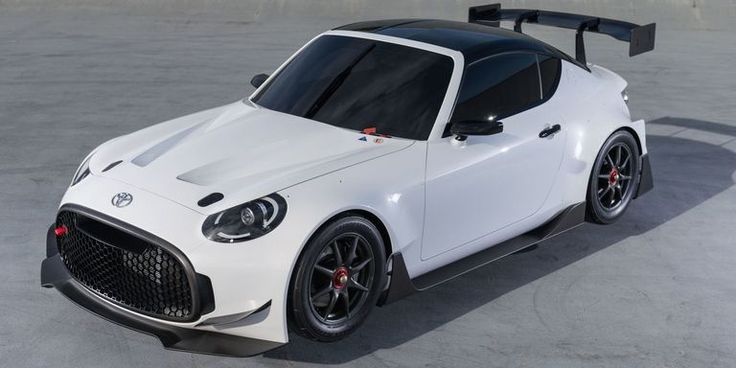 Toyota's Gazoo Racing Is Developing a Standalone Sports Car