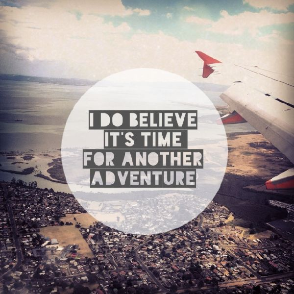 ⚫ Wise Words & Wanderlust Quotes