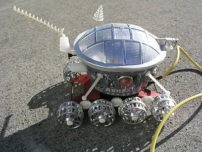 Space Rover Lunokhod - Pics about space
