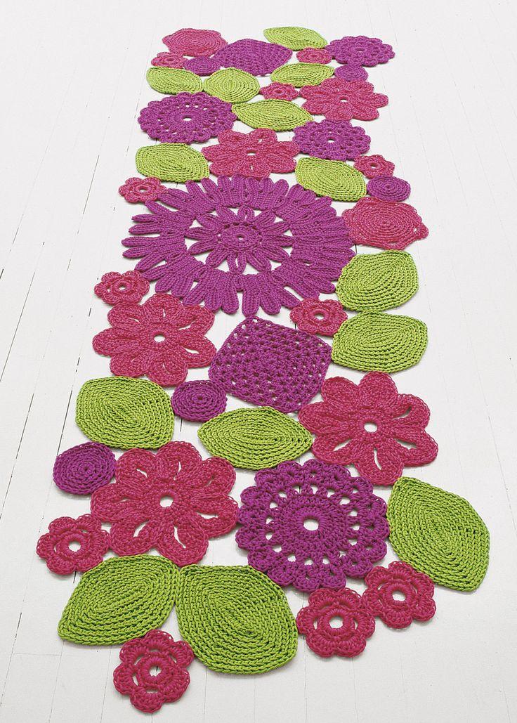 Interior Trend: Crochet & Knit « Erika Interior Design & Decoration erikaidd.wordpress.com                                                                                                                                                      More