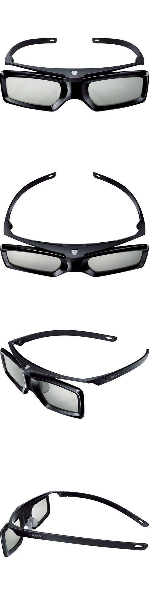 3D TV Glasses and Accessories: Sony Tdgbt500a Active Bluetooth 3D Glasses, Full Hd 3D Imaging - Tdg-Bt500a BUY IT NOW ONLY: $44.92
