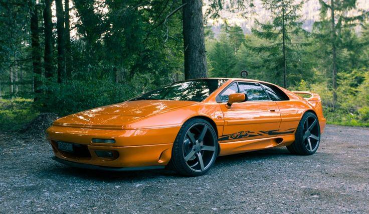 "Lotus Esprit 2.0 Turbo GT3 ""cartech | cartech.ch / Autotechnik Chur"