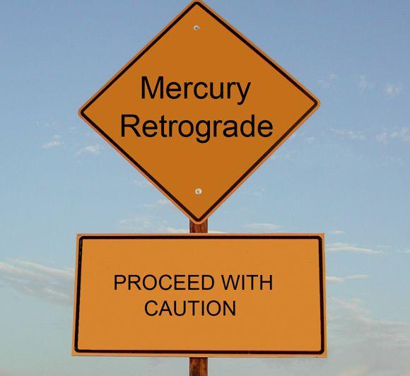 I Now Like The Mercury Retrogrades