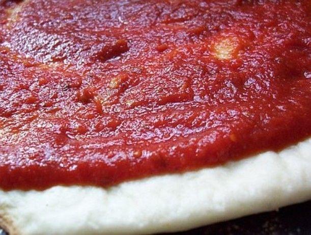 Pizza szósz házilag, ennél ízletesebbet éttermekben sem találsz