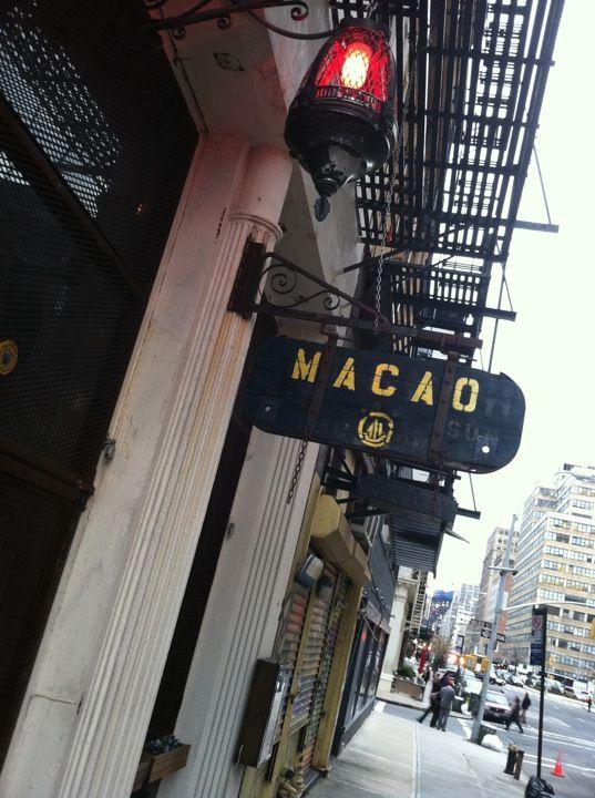 Macao Cafe Nyc