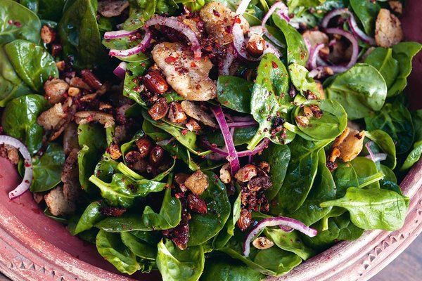 21 Filling Vegetarian Salads That Are Standalone Meals - Recipes from NYT Cooking