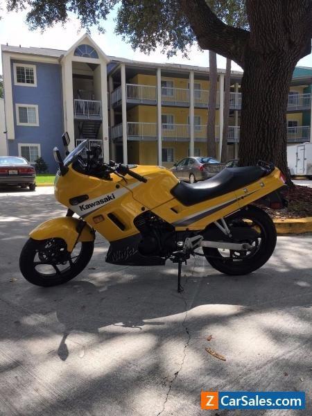 2004 Kawasaki Ninja #kawasaki #ninja #forsale #canada
