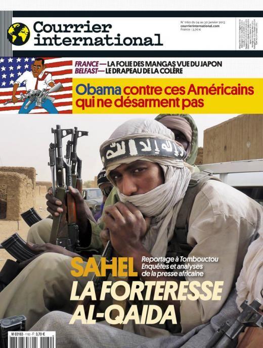 N°1160 - Sahel : la forteresse Al-Qaida - Reportage à Tombouctou/ Enquêtes et analyses de la presse africaine - 24 janvier 2013