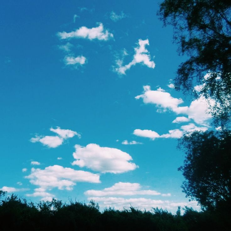 Cielo y nubes⛅☁❤