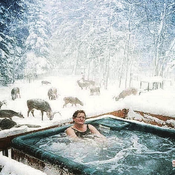 Canadian Winter Wonderland... #comfortable #relaxed #fall #winter #hottubs #beachcomber #warm #water #nature #canada #paradise #staywarm #comfort #spas #canadasown #comforting #comfortable #relaxing #relax #wow #healthyliving #beachcombertubs #hottubs #spa #hottub #paradise #deck #porch #view #comforted