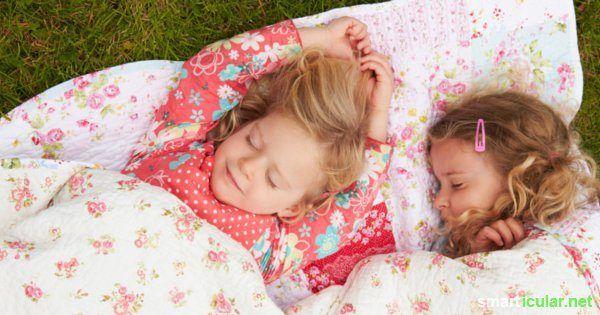 Die besten Tipps, wie du auch bei heißem Wetter gut schlafen kannst. Selbst ohne Klimaanlage.
