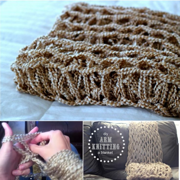 Crocheting Using Your Arms : 1000+ images about ARM KNITTING/CROCHET on Pinterest Loom, Knitting ...