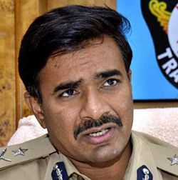 Hyderabad: Tight security for IPL Matches - read full story click here... http://www.thehansindia.com/posts/index/2014-05-11/Tight-security-for-IPL-matches-94734  * Police Commissioner C V Anand details arrangements * Over 1,500 police personnel deployed for security * Four matches are to be played on May 12, 14, 18 and 20