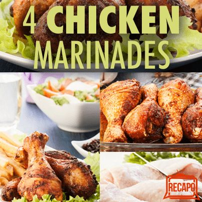 From her new Can't Cook Book, Jessica Seinfeld prepared a simple Roasted Chicken Drumsticks Recipe with four different marinades you can choose from.