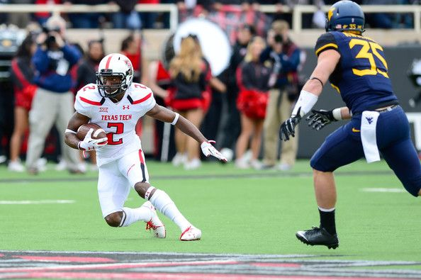 College Football Betting: Texas Tech Red Raiders vs. West Virginia Mountaineers, Vegas Odds, November 7th 2015
