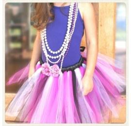 'Ava' Tutu Skirt By Miss AnnaSophia