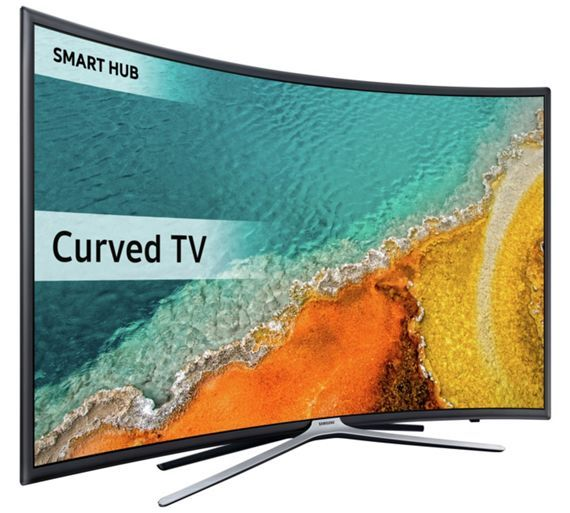Buy Samsung UE49K6300 49 Inch Curved Full HD Super Smart LED TV at Argos.co.uk, visit Argos.co.uk to shop online for Televisions, Televisions and accessories, Technology