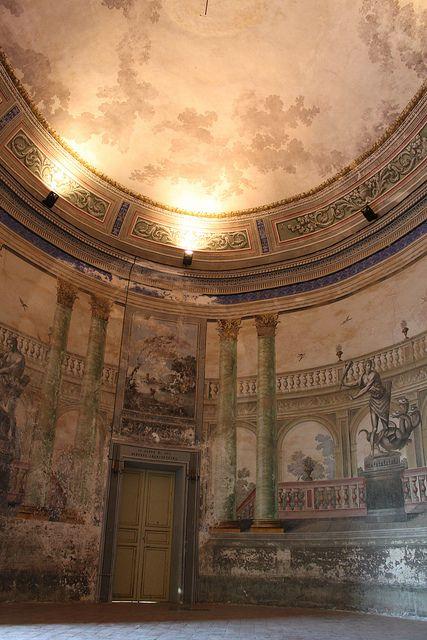 Villa Palagonia, Bagheria, Italy