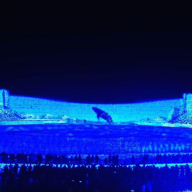 【rie.euph】さんのInstagramをピンしています。 《記念すべき400post! #三重県#なばなの里 #イルミネーション #イルミネーションメイン会場 #大地 #氷河 #海 #クジラ #ジャンプ #綺麗 #キラキラ》