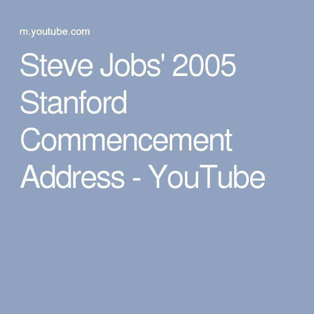 Las 25 mejores ideas sobre Steve Jobs Graduation Speech en Pinterest - graduation speech examples