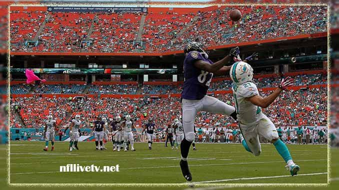 Miami Dolphins vs Baltimore Ravens Live Stream Teams: Dolphins vs Ravens Time: 8:25 PM ET Week-8 Date: Thursday on 26 October 2017 Location: M&T Bank Stadium, Baltimore TV: NAT Miami Dolphins vs Baltimore Ravens Live Stream Watch NFL Live Streaming Online The Miami Dolphins will meet in the...