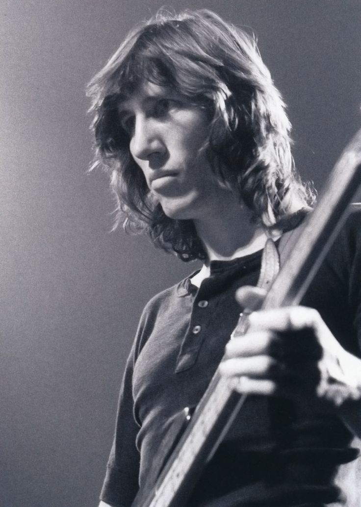 Roger Waters Denmark, 1972