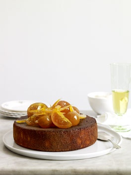 Honey-Roast Pears With Orange Blossom And Yoghurt Recipe — Dishmaps