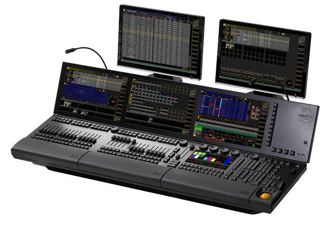 grand ma 2 full digital dmx board console lights pinterest consoles. Black Bedroom Furniture Sets. Home Design Ideas