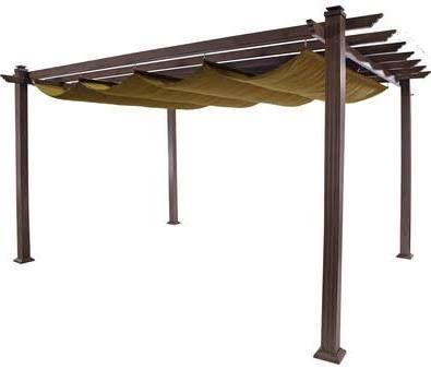 retractable pergola canopy - Google Search
