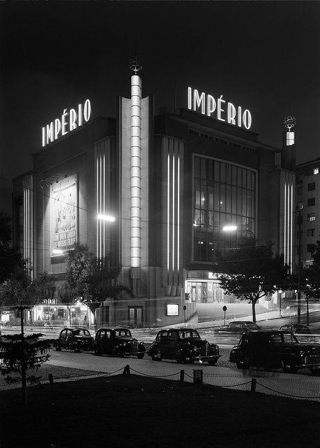 Cassiano Branco, Cine-Teatro Império, Lisboa, 1952