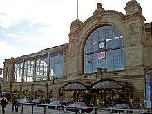 Hamburg S-Bahn Train Station, Hamburg, Germany