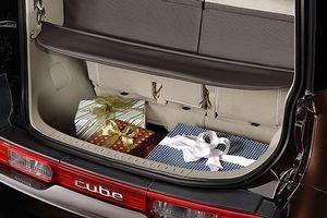 2014 Nissan Cube Rear Cargo Cover #79910-1FC0A