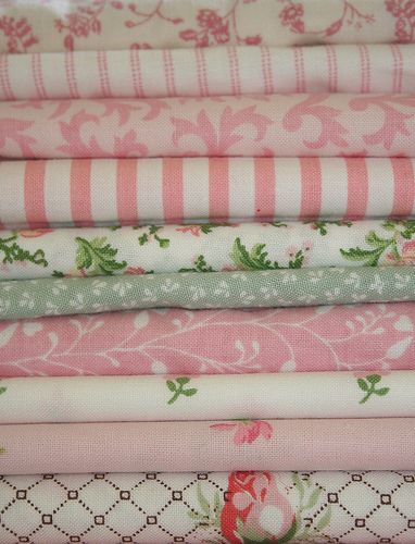 Vintage Laura Ashley fabrics - my childhood bedroom was in these fabrics