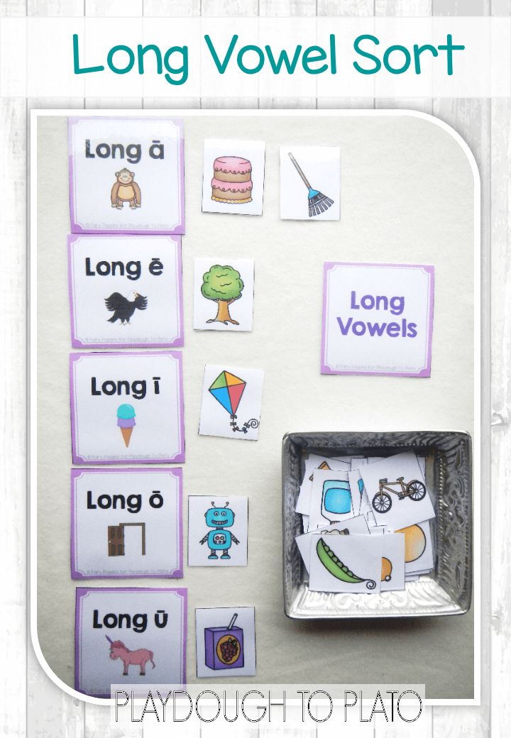 Activity for ages 5 to 7. Looking for a fun way to practice those tricky short vowels and long vowels with kids? This complimentto our popular CVC word sorthelps students sort, match and compareshort and long vowel words. The hands-on freebie is great to use as literacy centers, guided reading lessons or homeschool activities. This …