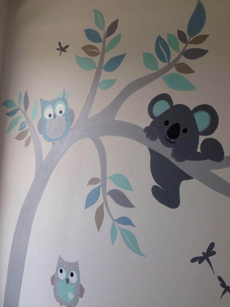 25+ beste ideeën over Uil babykamers op Pinterest - Uil babykamers ...