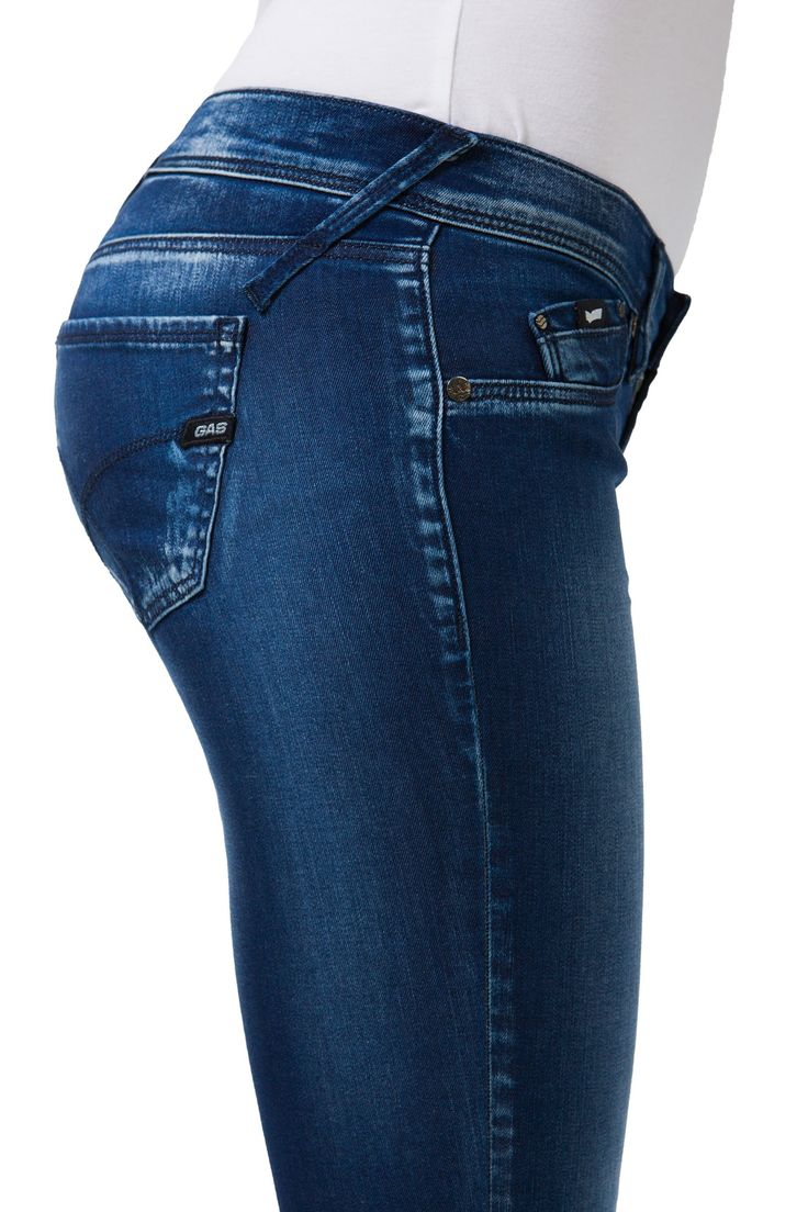 SUMATRA POP-UP W754 - jeans - mujer - Gas Jeans online store