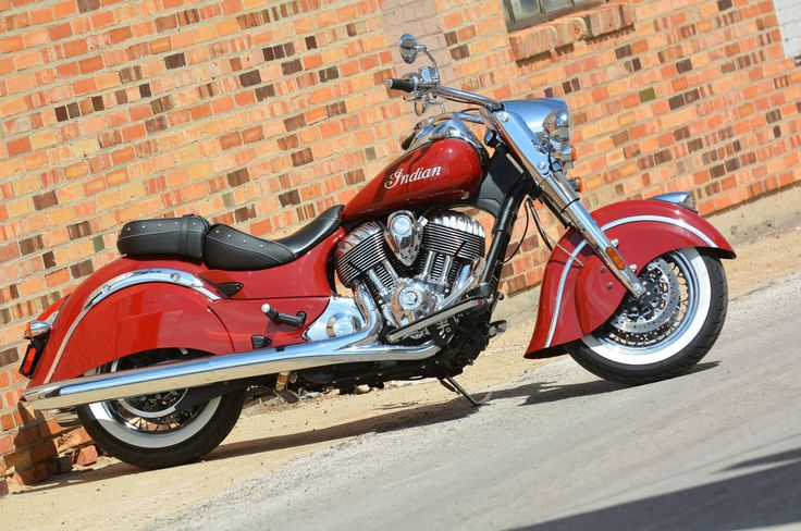 Indian Motorcycle Company Reveals All-New 2014 Indian Chief Motorcycles « MotorcycleDaily.com – Motorcycle News, Editorials, Product Reviews and Bike Reviews