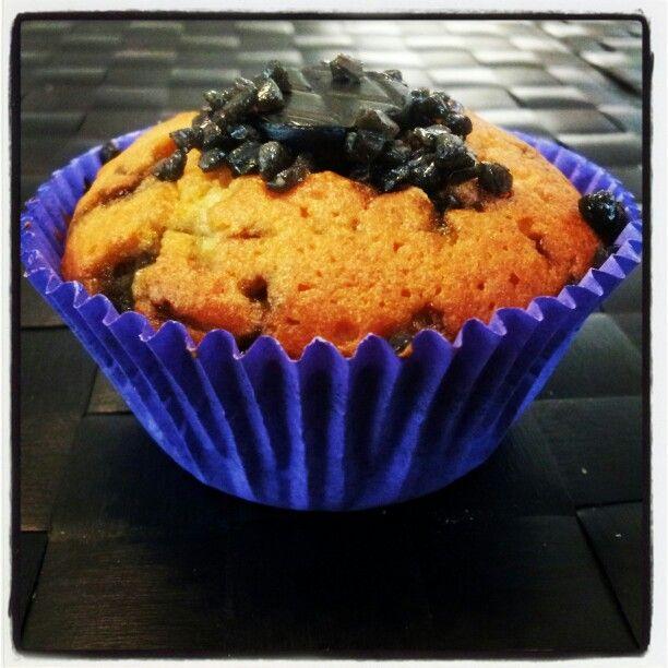 Salmiakki muffinssi