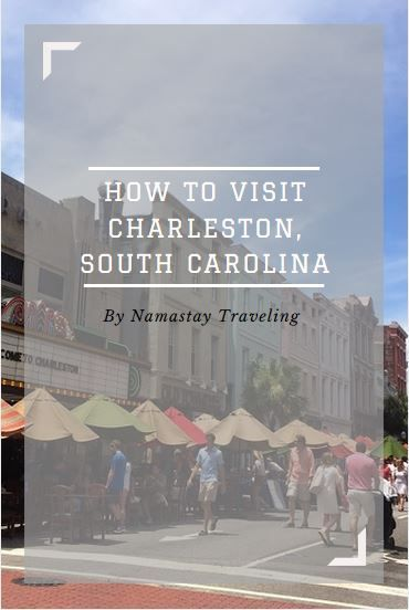 Best things to do, see and eat in Charleston, South Carolina!