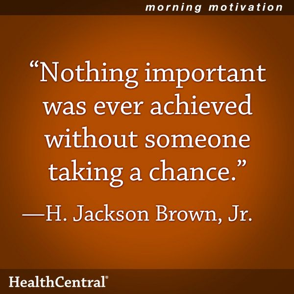 """Quotes About Taking Chances And Living Life: An Inspirational Quote On Taking Chances: """"Nothing"""