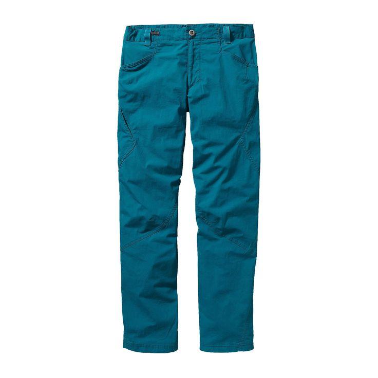 アウトドアウェアを製造、販売しているパタゴニア(patagonia)のオンラインショップ。メンズ・ベンガ・ロック・パンツを販売しています。