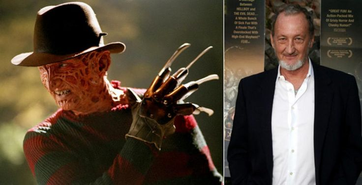 """Robert Englund, the actor who played Freddy Krueger in all the """"Nightmare on Elm Street"""" films, had a serial killer showdown with Jason in 2003's aptly-named """"Freddy vs. Jason."""""""