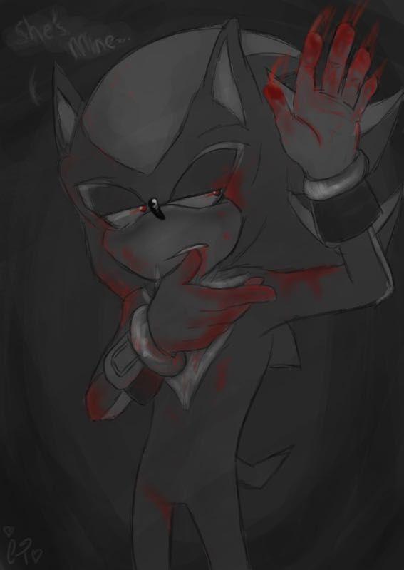 Yandere male x chubby reader - Yandere shadow x chubby hedgehog